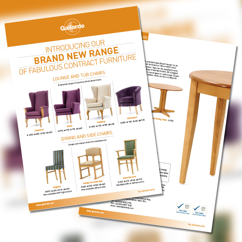 product catalogue designers hertfordshire