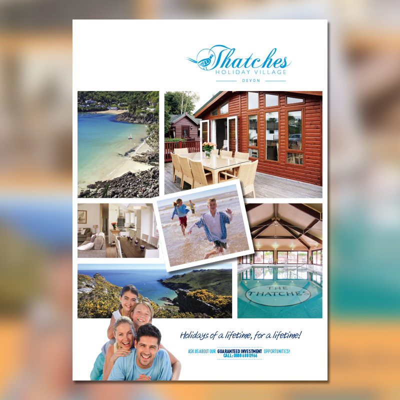 holiday brochure designers hertfordshire